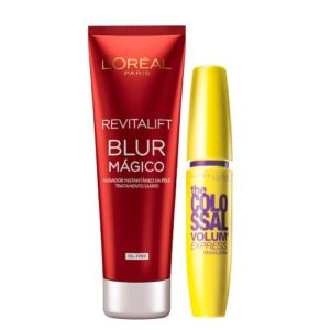COLOSSAL VOLUM MAYBELLINE LOREAL
